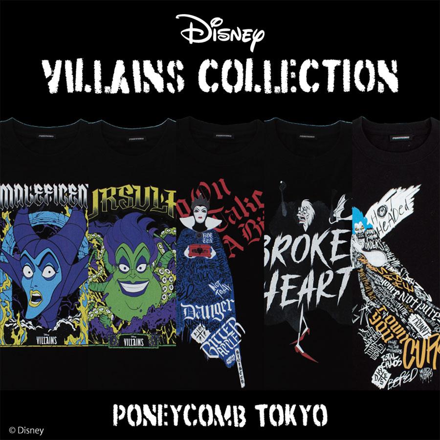 VILLAINS COLLECTION