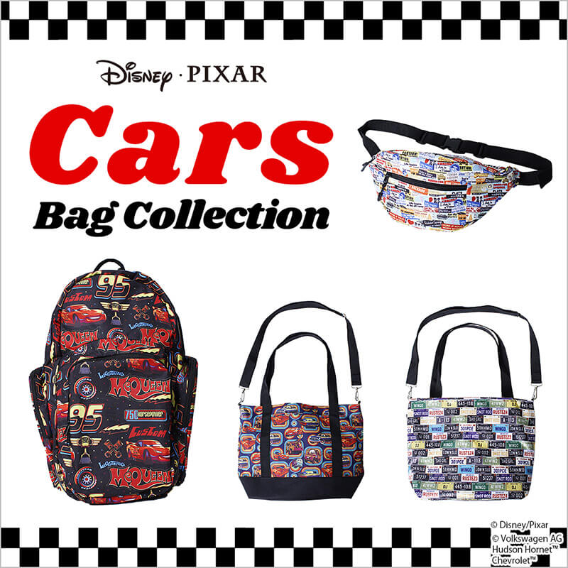 Disney/Pixar Cars Bag Collection