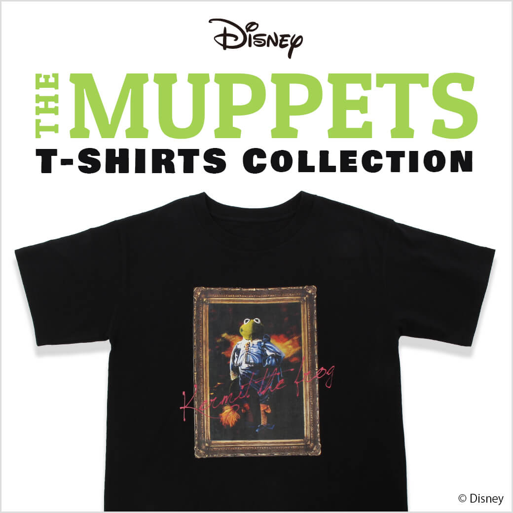 Disney THE MUPPETS T-SHIRTS COLLECTION