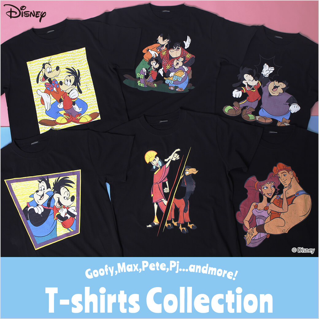 Disney T-Shirts Collection