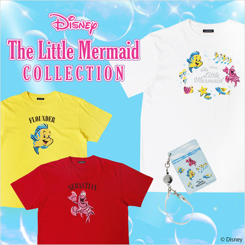 Disney The Little Mermaid COLLECTION