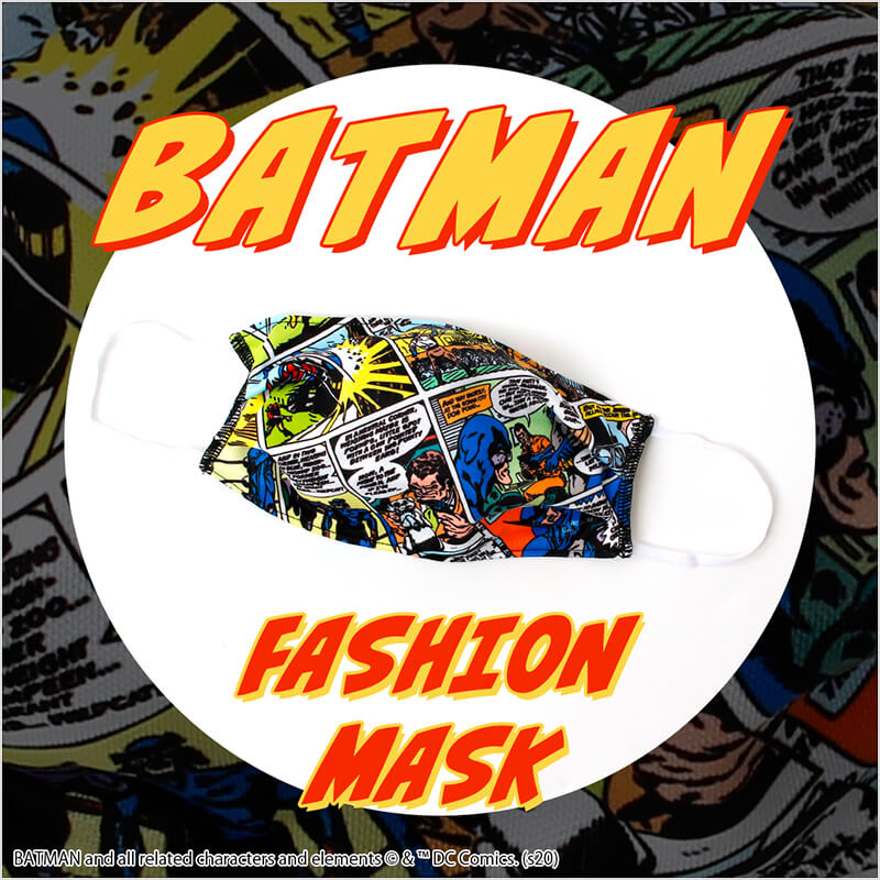 BATMAN FASHION MASK