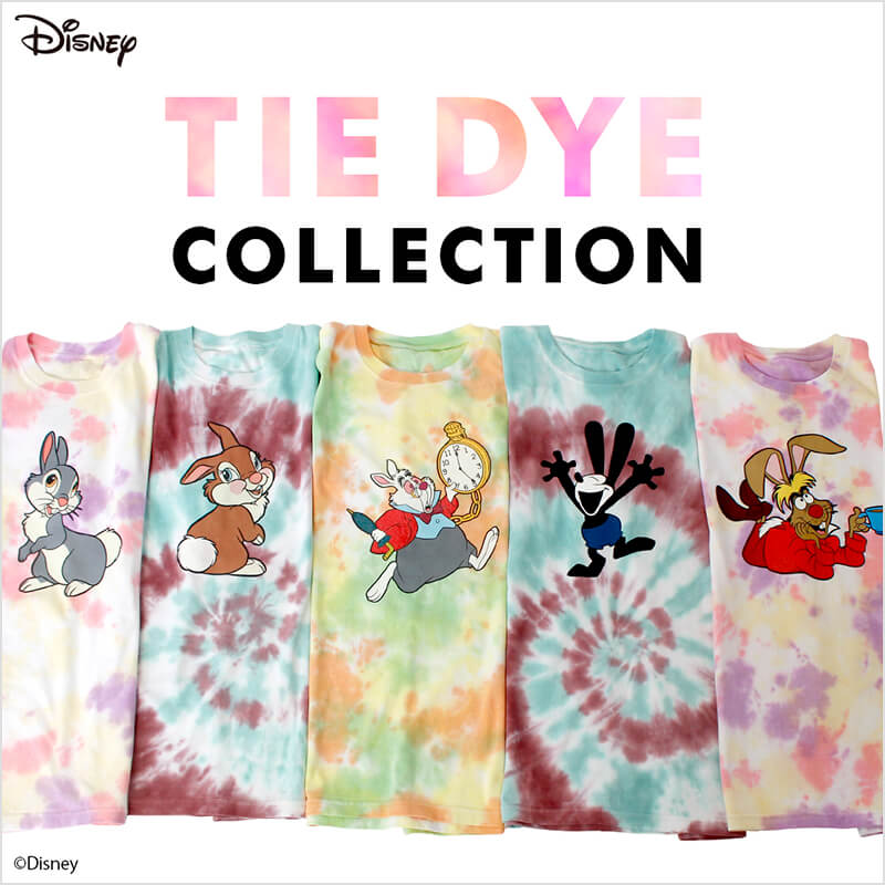 Disney TIE DYE COLLECTION