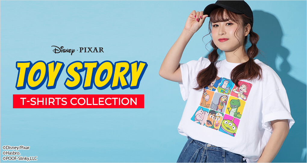 Disney/Pixar TOY STORY T-SHIRTS COLLECTION