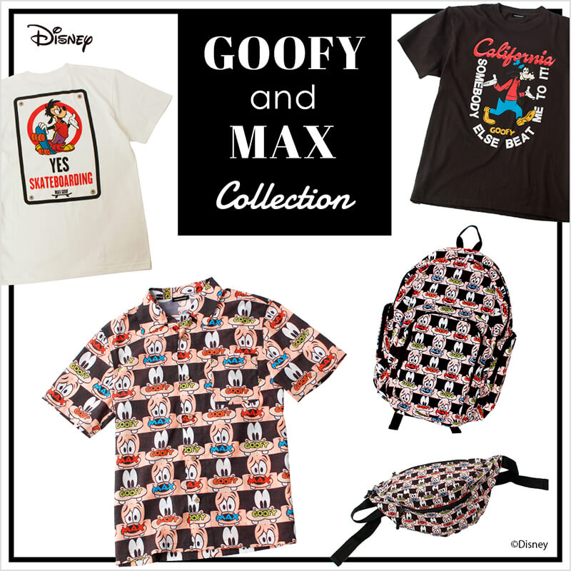 GOOFY and MAX Collection