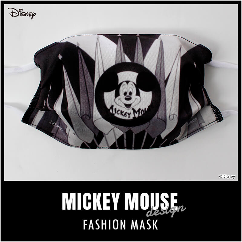 MICKEY DESIGN FASHION MASK