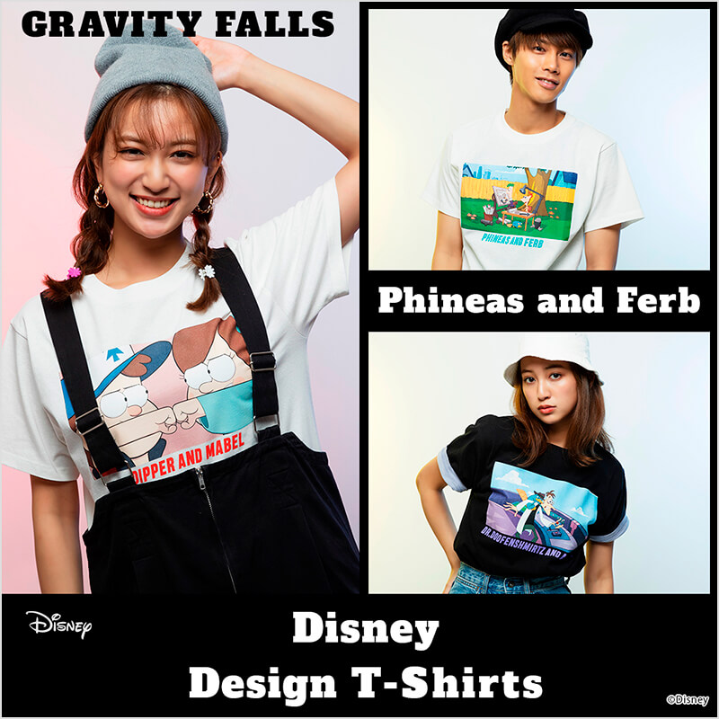 Disney / Design T-SHIRTS