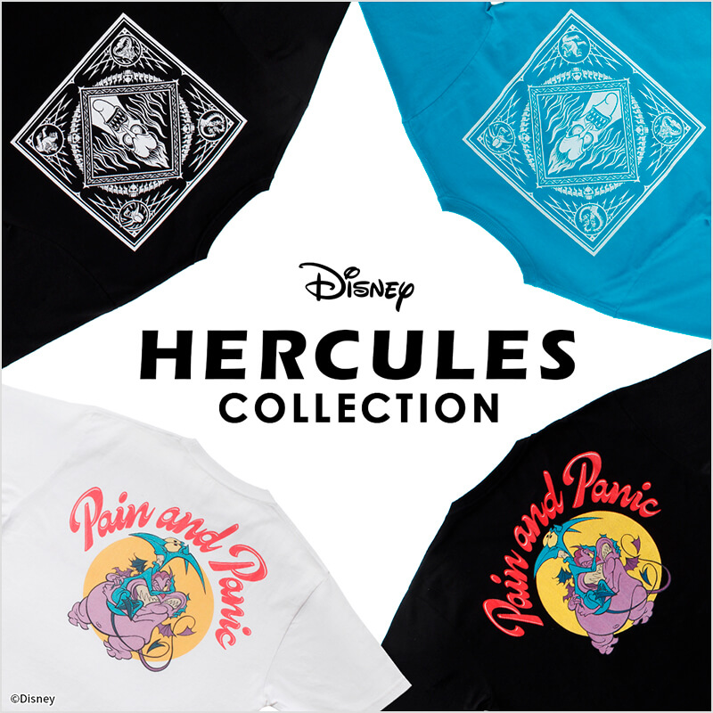Disney HERCULES COLLECTION