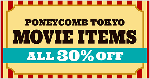 MOVIE ITEMS ALL30%OFF