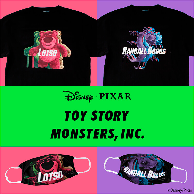 Disney/Pixar PONEYCOMB TOKYO COLLECTION