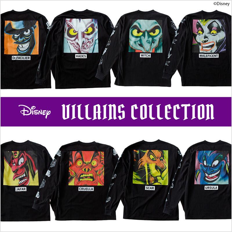 Disney Villains Collection