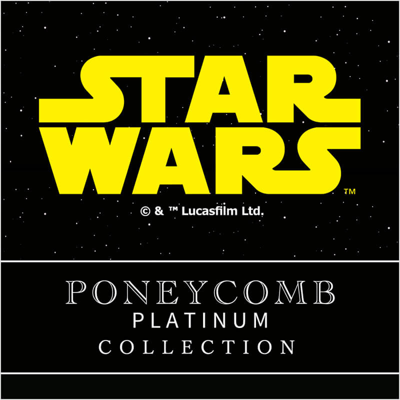 STAR WARS|PONEYCOMB PLATINUM