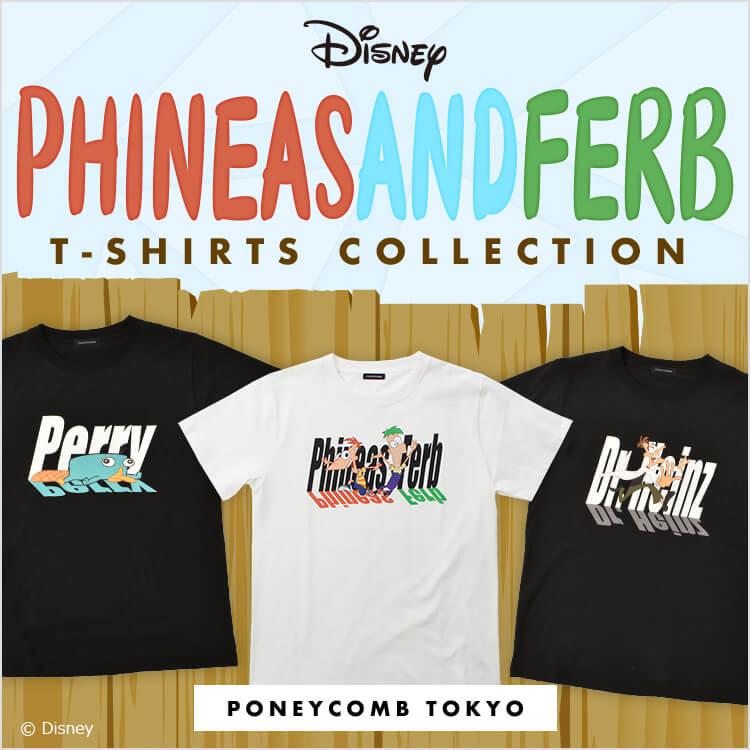 Disney 『フィニアスとファーブ』COLLECTION