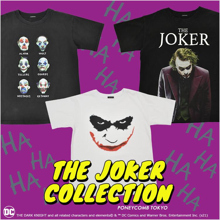 DC JOKER COLLECTION