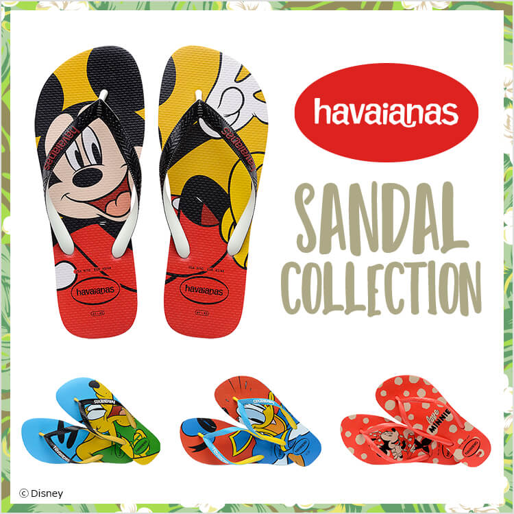 Havaianas SANDAL COLLECTION