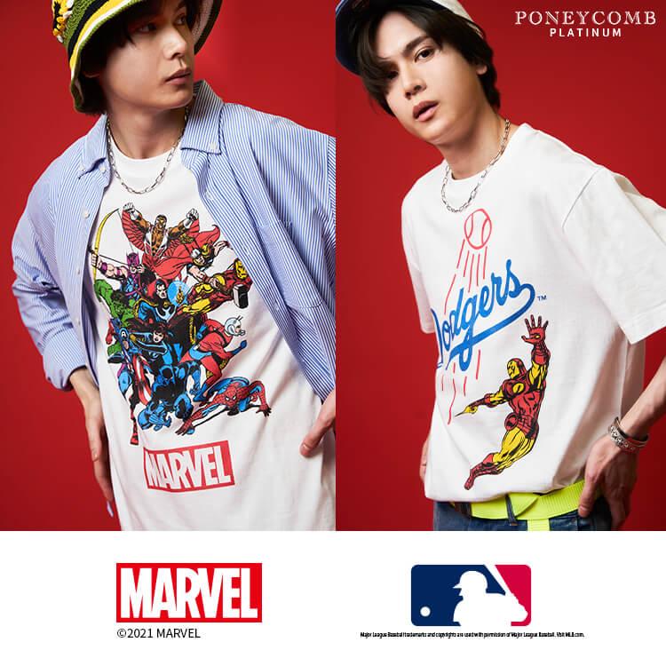 MLB×MARVEL