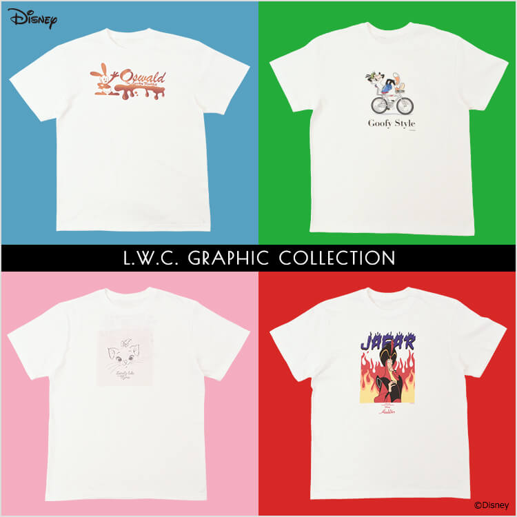 L.W.C. GRAPHIC COLLECTION